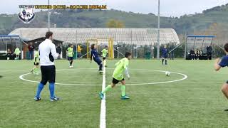 UNITED BOYS  VS  SOCCER DREAM   PRIMO TEMPO 2018