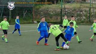United Boys  vs  Francesco Madonna  primo tempo  2018